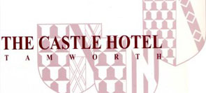 Tamworth Castle Hotel Wedding Show