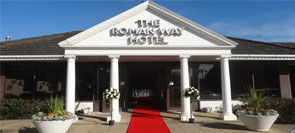 Wedding Fayre Roman Way Hotel