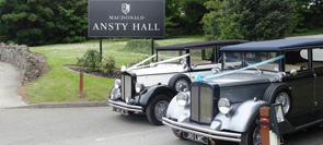 Wedding Fayre Macdonald Ansty Hall