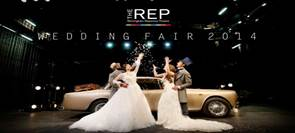 Wedding Fair Birmingham Repertory Theatre Broad Street Birmingham
