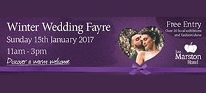 Bridal Fayre Lea Marston Hotel and Spa