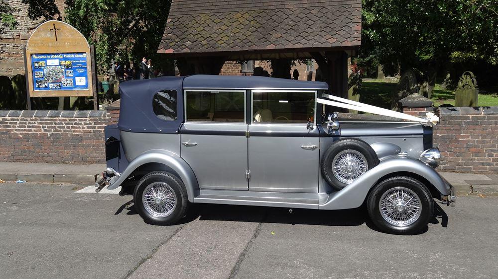 Wedding Car Hire Walsall