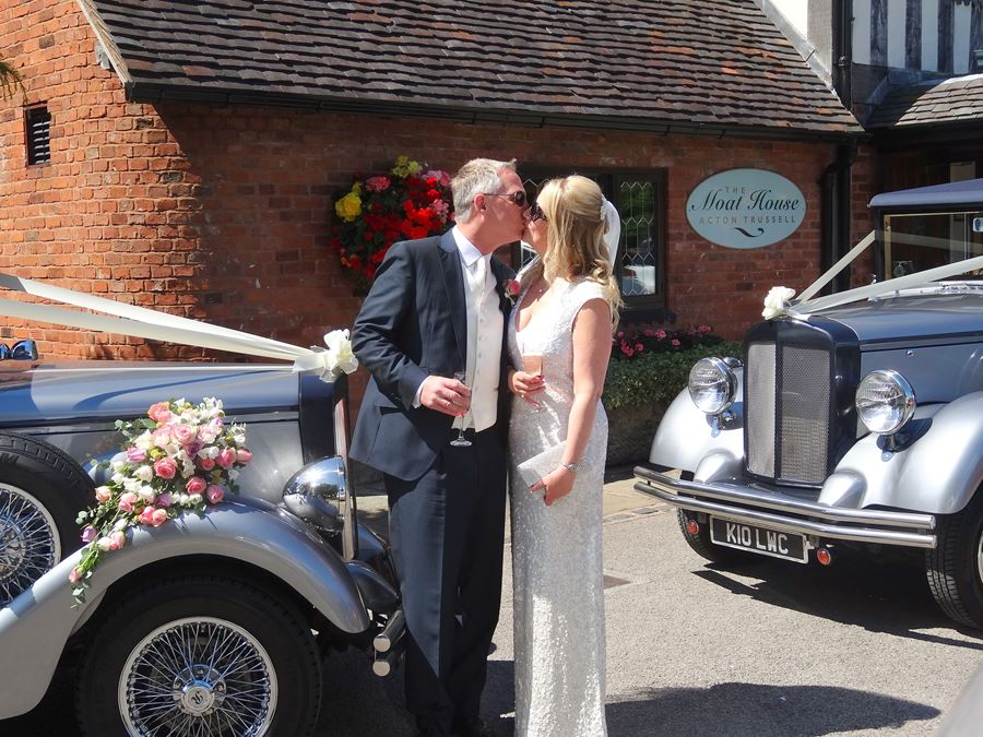 Lichfield Wedding Car Hire