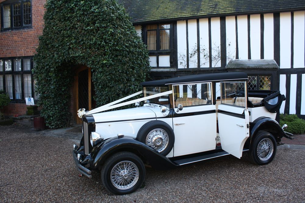 Coventry Love Wedding Cars Vintage Wedding Car Hire