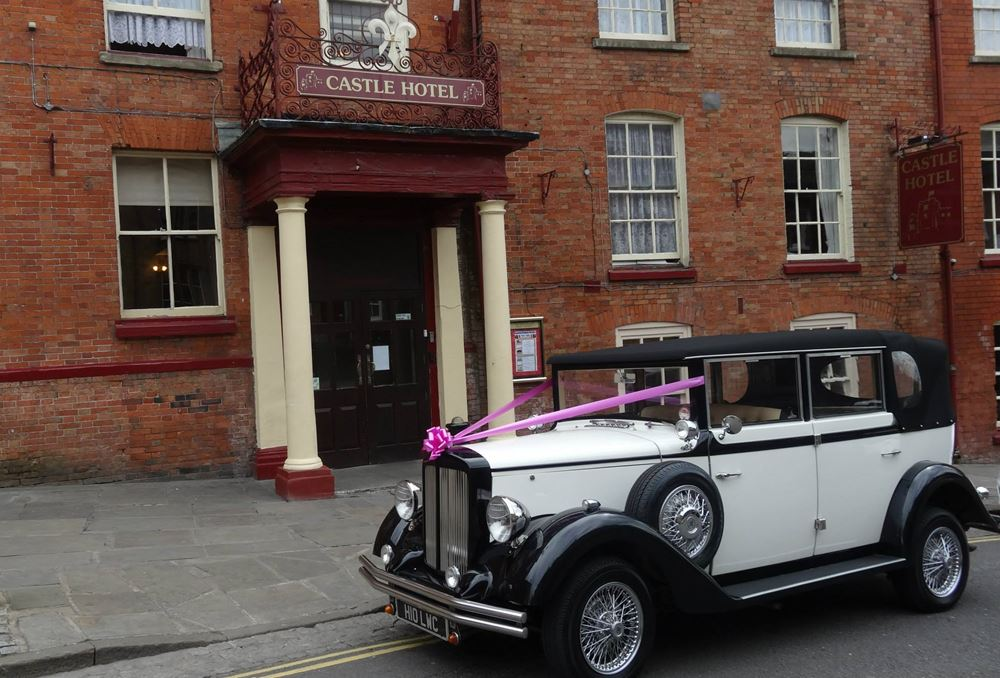Vintage Car Hire Tamworth
