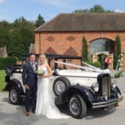 Clare & Michael – July 2019